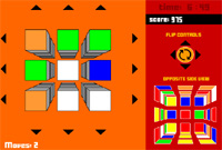 Cubic Rubic Game,Java Games
