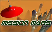 Mission Mars Game, Shooting Games.