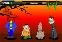 BOO GAME,FLASH GAMES